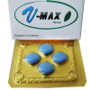 V-Max Strong Herbal Blue Sex Medicine For Male Enhancement Sex Pills Sex Product