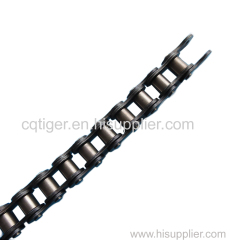 Motorcycle heavy duty transmission chain 45Mn# motorcycle spare parts