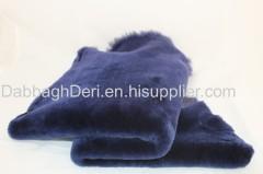 Genuine sheepskin garment lining