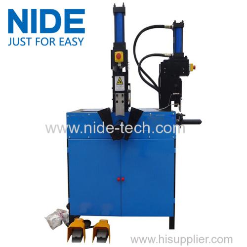 Stand Alone Stator Copper Coil Wire Cutting Machine