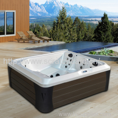 CHINESE MANUFACTURER OUTDOOR WHIRLPOOL HOT TUB SPA