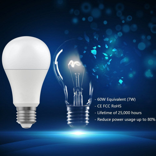 Multicolored Home Warm White Smart Wi-Fi LED Bulb