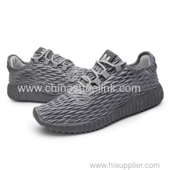 Fast Adjust Toggle-Style Laces Charcoal Outdoor Sneaker Shoes