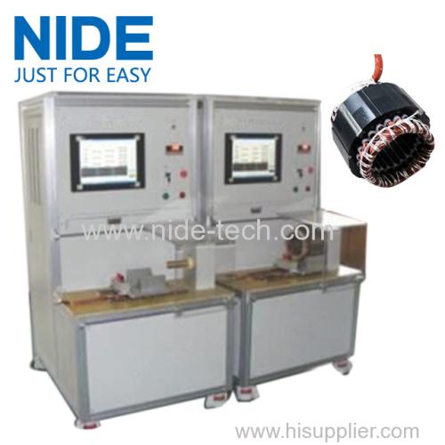 холодильник кондиционер обогреватель машина испытания статора двигателя трехфазного