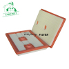 high quality car air filter 04E 129 620 C27009 LX3525