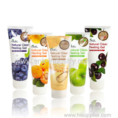 EKEL NATURAL CLEAN PEELING GEL (RICE BRAN / ACAI BERRY / APPLE / GRAPE / APRICOT)