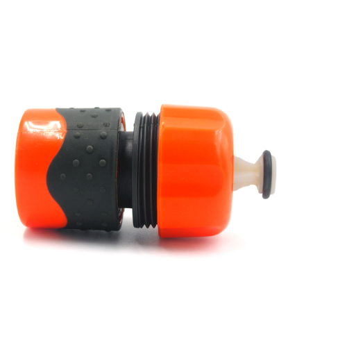 Plastic 19MM Water Hose Waterstop Quick Connector