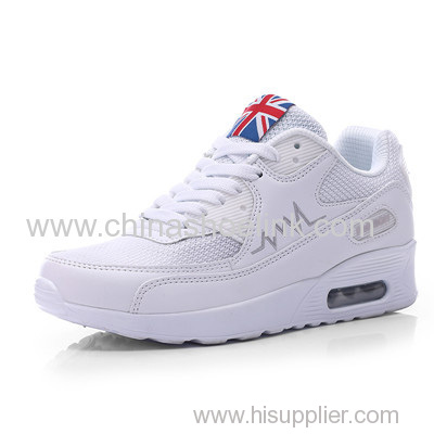 Airpump shoe pu sole with airbag