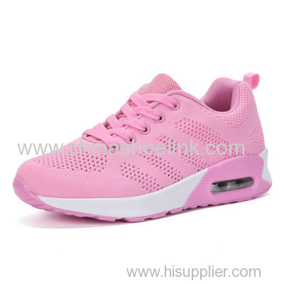Yeezy Sply Pink Fly Knitting Sport Running Shoes Supplier