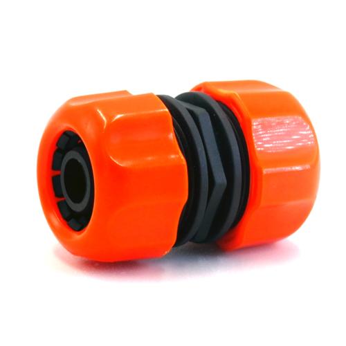 Plastic 1/2  garden water hose mender