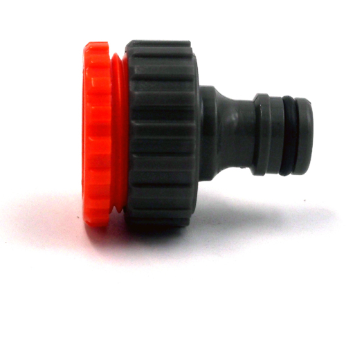 Platic 19mm/25mm female garden tap adaptor