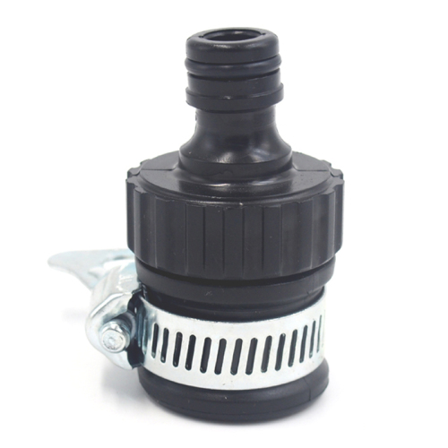 Plastic 1/2  Universal tap connector
