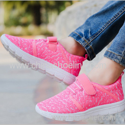 Cheap Yeezy Child trail running shoes sneakers fly knitting shoes supplier