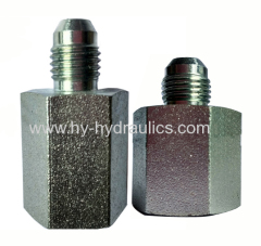 JIC male 74° cone/BSP female Adapters 5JB