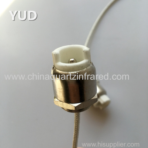 R7S type IR lamp holder YUD