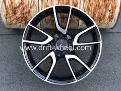 18X8.0J MERCEDES-BENZ C43 WHEEL RIM OFFSET 45