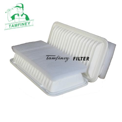 White sponge air intake filter 17801-0N020 178010N020 C3127