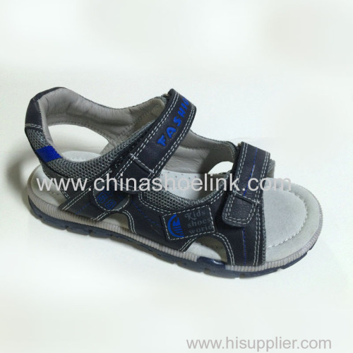 Summer sport sandals supplier pu sandals