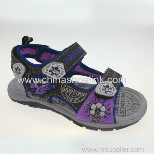 Child outdoor shoes sport sandals supplier