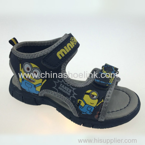 Child outdoor shoes sport sandals factory