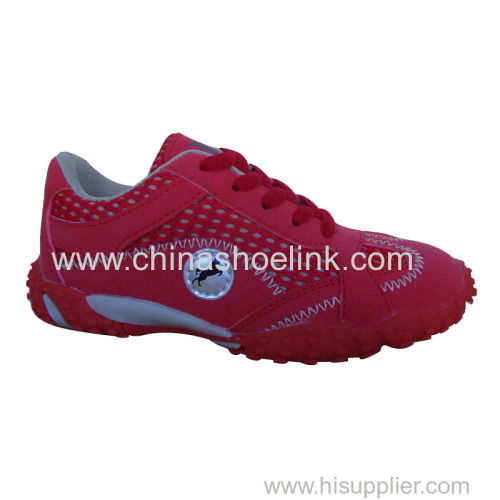 Lady sport casual shoes rugged outdoor shoes supplier