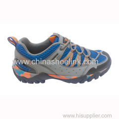 Best China men trekking shoes hiking shoes walking shoes manufactor