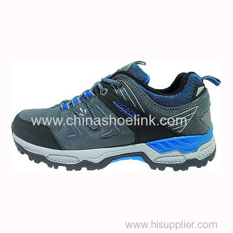 Just men trekking shoes hiking shoes walking shoes manufactor