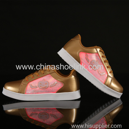 Luminous Shoes Best skateboard shoes with LED lights sport casual shoes fashion shoes wholesaler