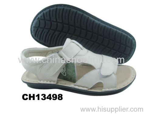 Best summer action leather sandals supplier