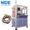 Auto electric motor BLDC stator coil Inner needle winding machine for sale