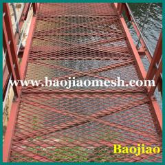 aluminum walkway expanded metal mesh