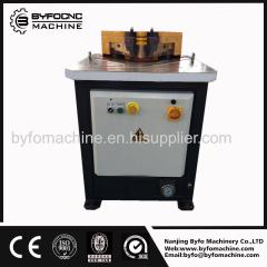 adjustable sheet metal corner cutting machine