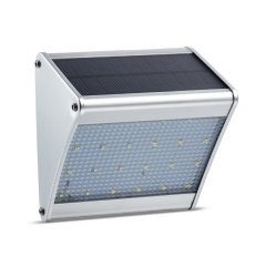 Solar Lights Bright 24LED Solar Power Waterproof Led Security Lights for Patio Fencing Garden Driveway and Pathway