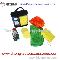 7pcs Auto car wash cleaning tools kit7pcs car cleaning Combination kit