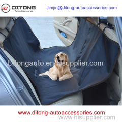 Large Size Polyester Car Pet Seat Cover