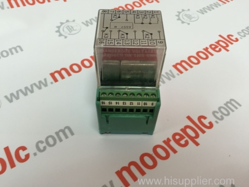 WOODWARD 5464-756 4153782 ISO 4-20 Analog Input Control Module Netcon 5000