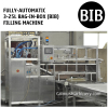 Fully-automatic 3-25L Water Wine Beverage Oil BIB Filling System Bag in Box Filler