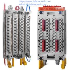 DDW 48CAV Penumatic Self-locking PET Preform Mold with no tail gate