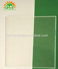 3.2mm ultra-klares Solarpanel-Beschichtungsglas