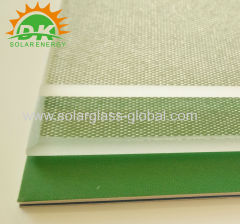 Photovoltaic glass High quality AR coated solar glass for solar panel 3.2MM 4MM 5MM