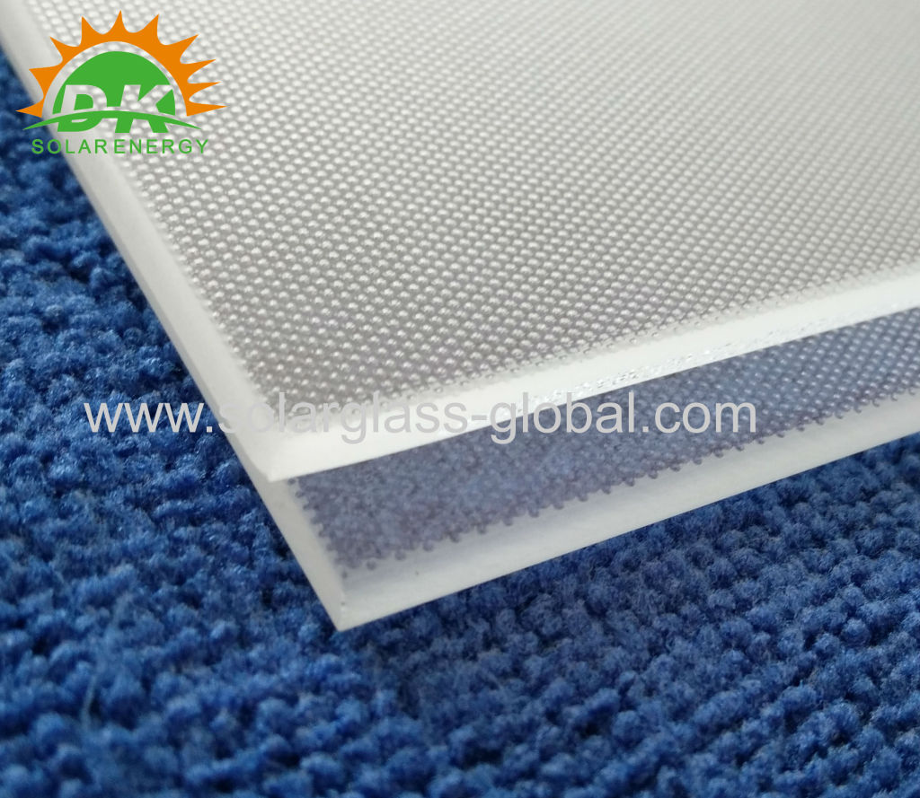 High quality 3.2mm AR coated solar glass for solar panel tempered glass on sale