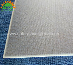 3.2 mm extra clear tempered glass for solar panel