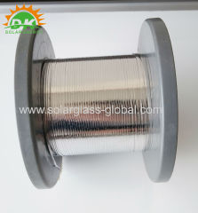 Hot sale 1.3*0.2mm Tabbing wire for solar cell panel