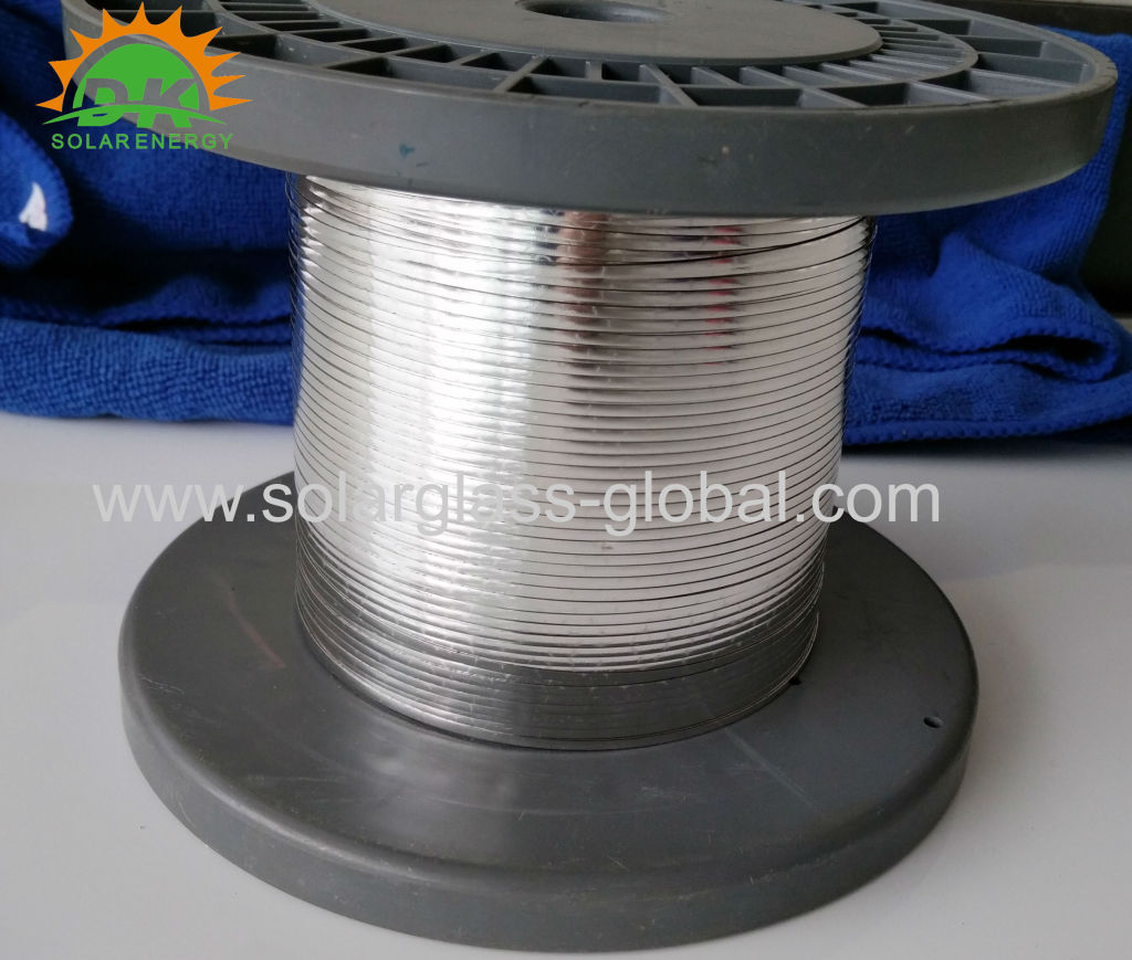 PV Interconnection ribbon1.0*0.25mm Sn60/Pb40