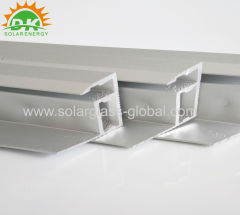 Alu frame for solar panel 250w 260w 270w 300w 310w 320w 330w