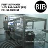 Fully-automatic 5L 10L 20L WEB Type Bag Filler High-speed Bag in Box Filling Machine