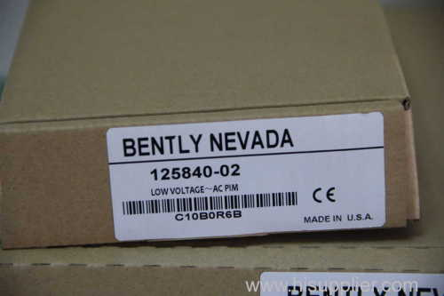 3300/40 | Bently Nevada | Monitor MODULE
