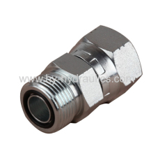ORFS male o-ring/ ORFS female carbon steel hydraulics fittings
