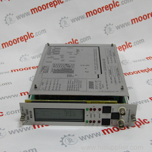 Bently Nevada 330180-90-00 Overspeed Detection I/O Module