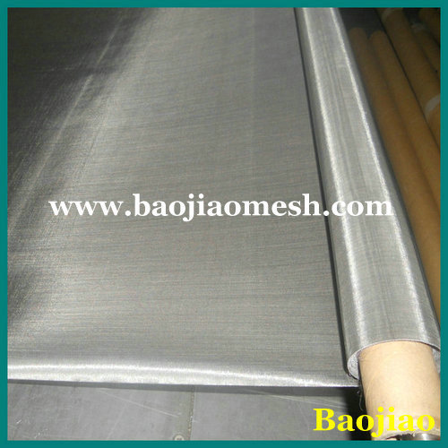 100 Mesh Woven Stainless Steel Filter Mesh